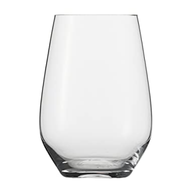 Schott Zwiesel Tritan Crystal Glass Forte Collection All Pupose Beverage Glass, 13.2-Ounce, Set of 6