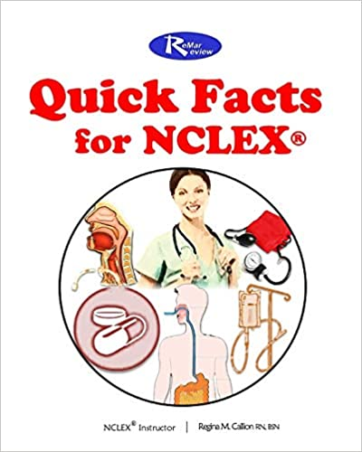ReMar Review Quick Facts for NCLEX review