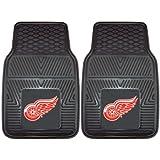 FANMATS NHL Detroit Red Wings Vinyl Heavy Duty Car Mat