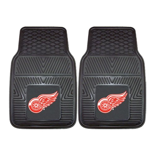 Fanmtas LLC vs Fanmats NHL Detroit Red Wings Vinyl Heavy Duty Car Mat