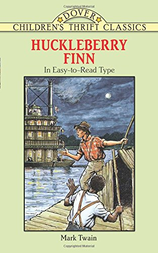 Huckleberry Finn (Dover Children's Thrift Classics)