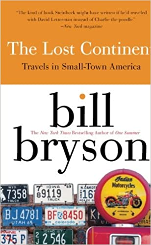 BILL BRYSON THE LOST CONTINENT EPUB
