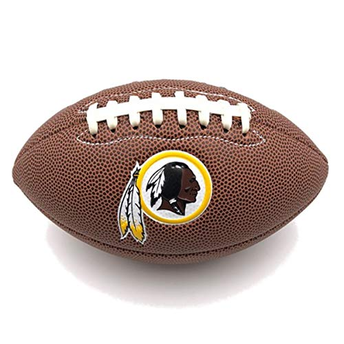 Jarden Sports Licensing Official National Football League Fan Shop Authentic NFL AIR IT Out Youth Football. Great for Pick up Game with The Kids. (Washington Redskins)