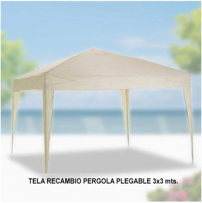 PAPILLON 8043628 Tela Recambio para pergola Plegable Aluminio ...