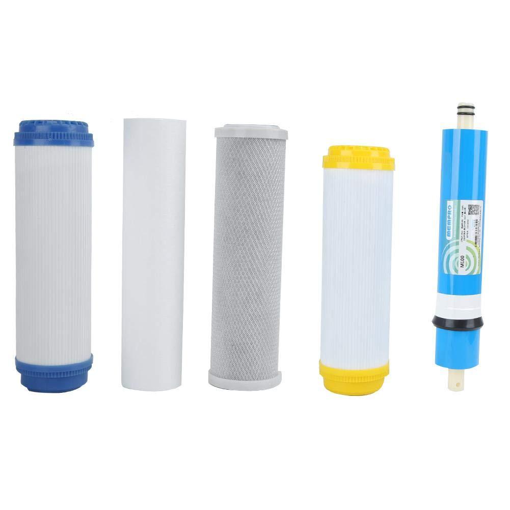 Duokon Cartuchos de Filtro de Agua de 10 Pulgadas Filtro de ...