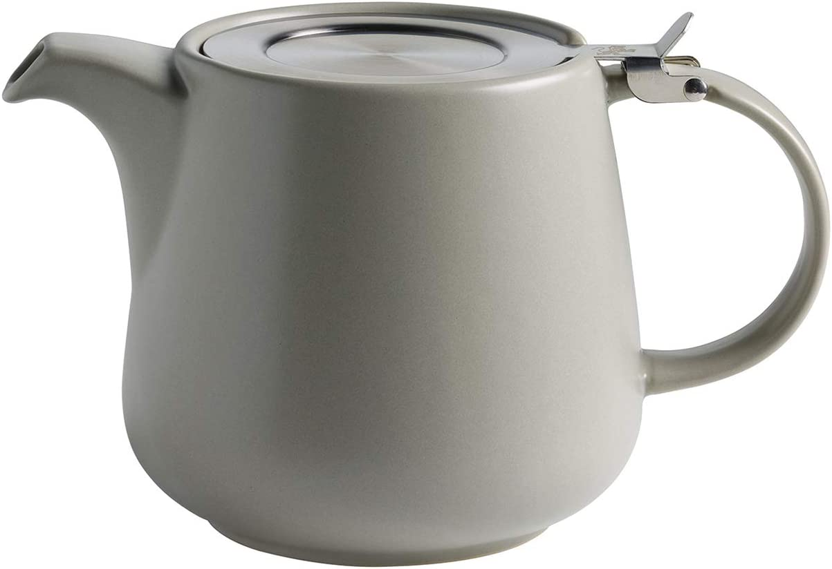 1200 ml Hellgrau Maxwell /& Williams AY0296 Tint Teekanne aus Porzellan