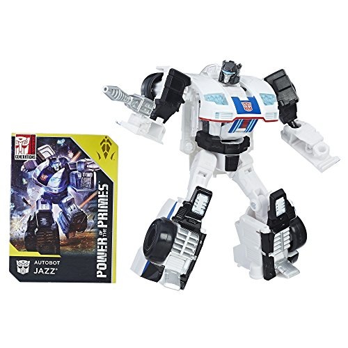 tions Power of the Primes Deluxe Class Autobot Jazz ()