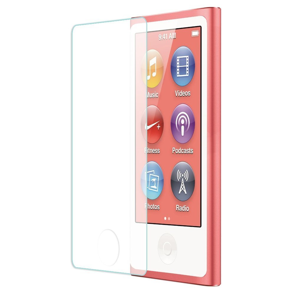 Tranesca Tempered Glass Screen Protector for iPod Nano 7&8th Generation Royal Crystal Co. Ltd.