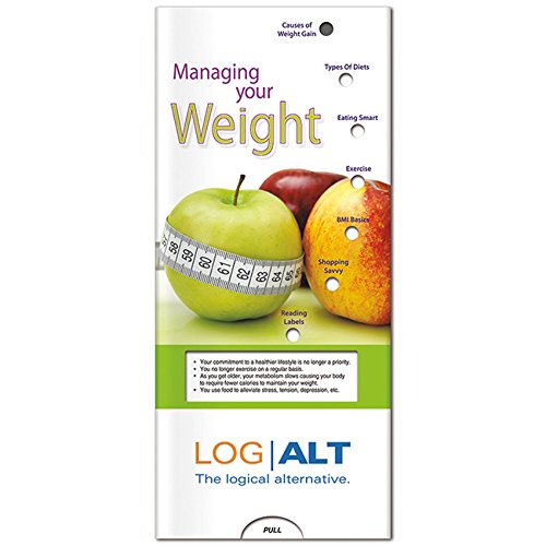 BIC Graphic Pocket Slider: Managing Your Weight White 1000 Pack