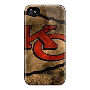 InesWeldon Iphone 6 Shock-Absorbing Hard Phone Cover Unique Design Colorful Kansas City Chiefs Pictures [JRw9938FpkZ]
