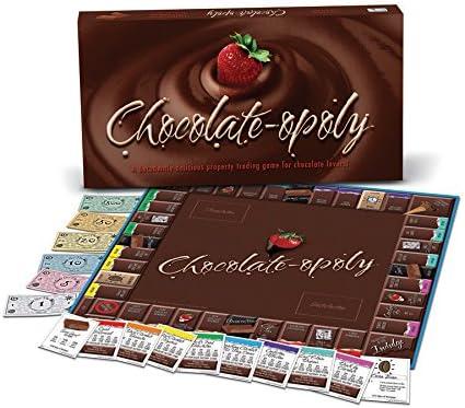 Chocolate-opoly Game (Versión Inglés): Amazon.es: Juguetes y juegos
