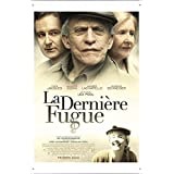 """Wall Art Printing on Metal Tin Decoration Movie Poster Sign of La Derniere Fugue 8""""x12"""" Inches by Photo Digger"""