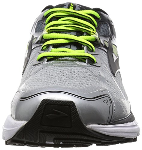 7 Silver de Multicolore Running Chaussures Nightlife Ravenna Compétition Black Homme Brooks t85waq
