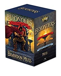 Beyonders The Complete Set: A World Without Heroes; Seeds of Rebellion; Chasing the Prophecy by Mull, Brandon (3/12/2013)