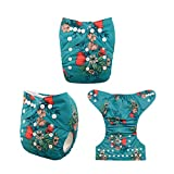 Babygoal Reusable Cloth Diapers for