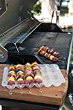 Charcoal Companion Skewer Express Easy Kabob Loader
