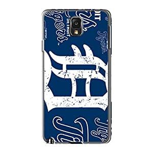 Excellent Hard Phone Cases For Samsung Galaxy Note 3 With Provide Private Custom HD Detroit Tigers Image AshtonWells
