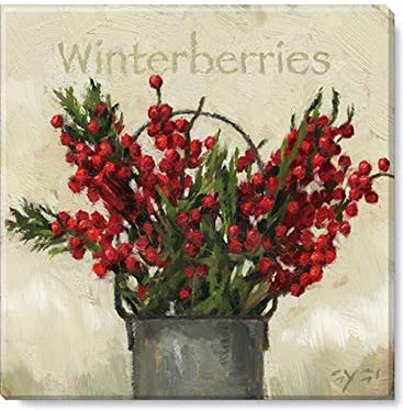 Sullivans Darren Gygi Christmas and Holiday Canvas Wall Art