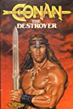 Conan The Destroyer Hardcover