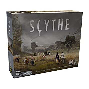 Matagot Scythe Board Game - French Retail Edition: Amazon.es ...