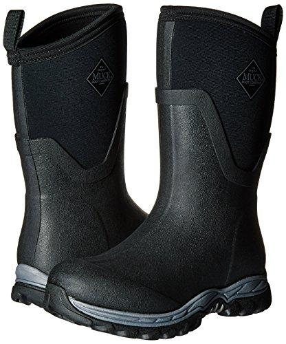 Boots Black Sport Mid Schwarz Arctic Muck Black Gummistiefel Ii Damen PqxZ6nOdw