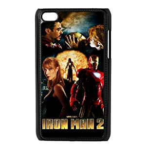 Ipod Touch 4 Phone Case Iron Man