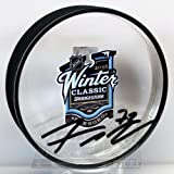 Frank Vatrano Boston Bruins Signed Autographed 2016 Winter Classic Acrylic Puck