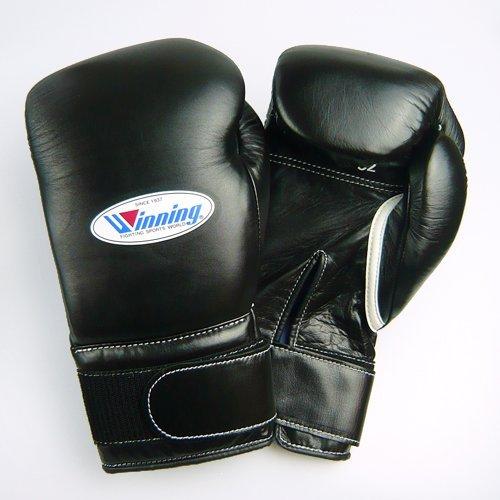 Winning Training Boxing Gloves 14oz(Black) MS500B