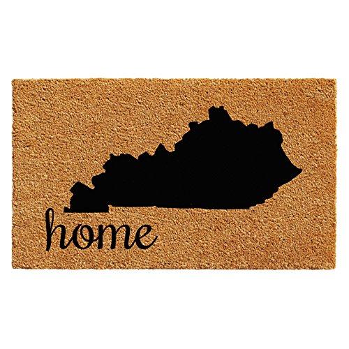 Mat Kentucky Door - Calloway Mills 102862436 Kentucky Doormat, 24