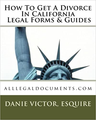 Amazoncom How To Get A Divorce In California Legal Forms Guides - Get legal forms
