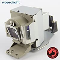 5J.J8G05.001 Replacement Projector Lamp with Housing for BenQ MX618ST Projector