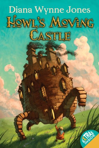 Howl's Moving Castle (Howl's Castle Book 1) by [Jones, Diana Wynne]