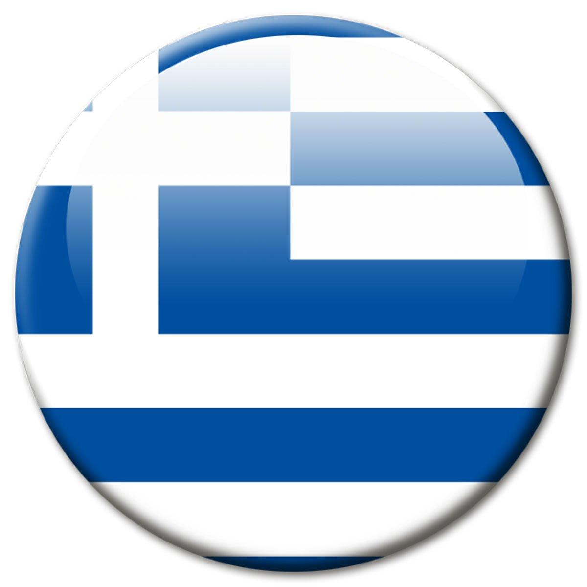 guma magneticum 2607 magnético Bandera Grecia - Viaje ...