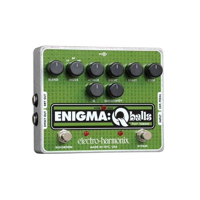 エフェクター画像 Electro-Harmonix Enigma:Q balls