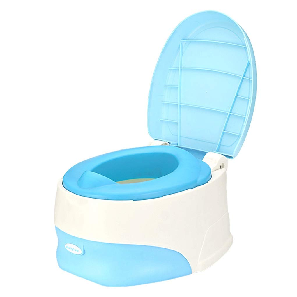 Extra Large Multi-purpose Childrens Toilet Child Baby Men And Women Baby Small Toilet Potty Baby Toilet Seat Toilet Multi-function Increase Thickening Can Be Used As A Cushion Stool Load Capacity 75k