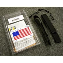 Warrior Products 90797 Door Limiting Strap Kit for Jeep TJ/YJ