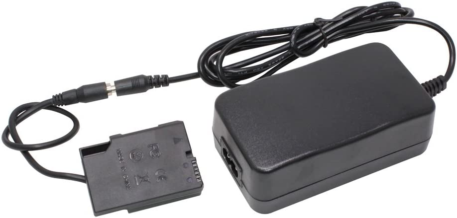 D5200 Replacement for EH-5 Plus EP-5A D5500 P7100 DF US Plug D3300 Camera AC Power Adapter Kit//Charger for Nikon D3200
