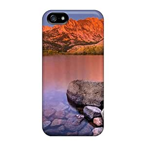Case Cover, Fashionable Iphone 5/5s Case - Amazing Sunset View Ca