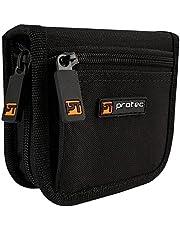 Pro Tec A212ZIP Triple Tuba Mouthpiece Pouch with Zipper Closure