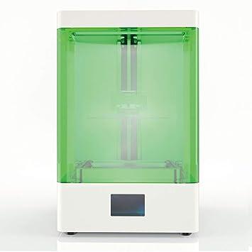 Z.L.FFLZ Impresora 3D Pantalla táctil LCD de Gran tamaño ...
