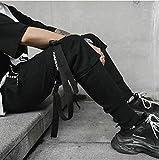 XYXIONGMAO Men's Jogger Pants Techwear Hip Hop Goth