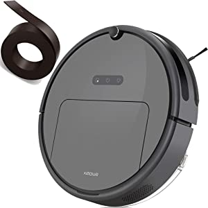 roborock E3 Robot Vacuum Cleaner and Magnetic Strip Kit