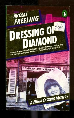 book cover of A Dressing of Diamonds