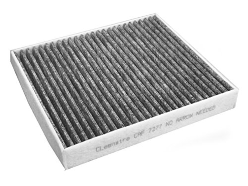 Cleenaire CAF7277 The Most Advanced Protection Against Bacteria Dust Viruses Allergens Gases Odors Cabin Air Filter for Infiniti, Town And Country, Grand Caravan