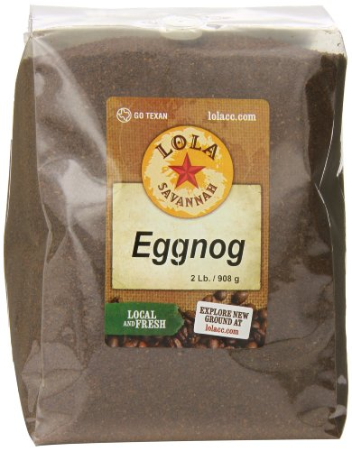 Eggnog, Ground, 2 Pound -