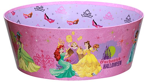 Disney Princess Paperboard Candy Bowl