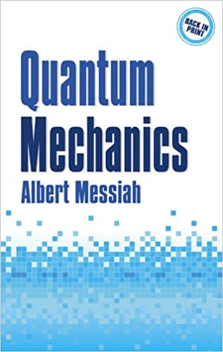 Quantum Mechanics: Two Volumes Bound As One