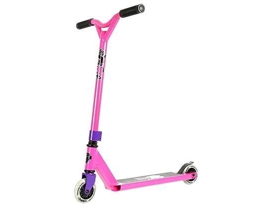 Grit Atom Pro Stunt Scooter - Varios Colores (Azul): Amazon ...