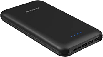 AllPowers 30000mAh Portable Charger w/ 3 USB & 2 Input Port