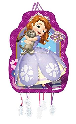 Pi/ñata perfil Verbetena 014000735 33X46 cm Princesa Sofia